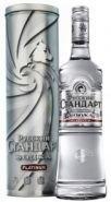 Водка Русский Стандарт Платинум в тубе 1 л