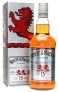 Виски Уайт энд Маккей 13 лет 0.7 л