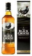 Виски Блэк Граус подарочная упаковка 0,7 л