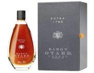 Коньяк Барон Отард Экстра в подарочной упаковке 0.7