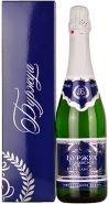 Шампанское Российское Буржуа Таманское п/сл 0.75 в в подарочной упаковке