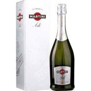Игр. вино Мартини Асти 0.75 в подарочной упаковке